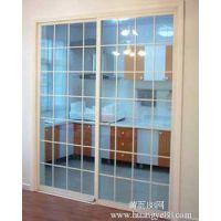 迎泽区安装钢化玻璃门制作双层中空玻璃门