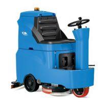 南京工厂驾驶式洗地机R-QQ,容恩迷你型洗地机价格