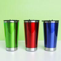 无柄122保温杯大 不锈钢双层保温杯 广告礼品杯 保温杯 清仓处理