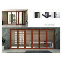成都铝合金装饰门窗品牌钛铝合金折叠门