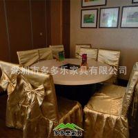 石英石火锅桌 连锁店火锅桌椅 电磁炉火锅桌