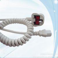 厂家供应 PU弹簧线 弹簧线 耐寒弹簧电源线 螺旋线 弹簧伸缩线