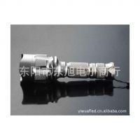 厂家批发C11升级版T6远射王5档调光可充锂电611型强光手电筒