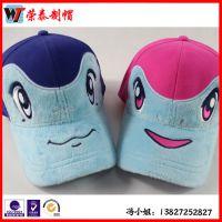 儿童帽子秋冬款 针织毛线帽子卡通套头保暖宝宝帽子儿童帽子批发
