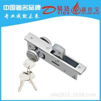 YD-4128 窗锁钩锁 小号钩锁 移门钩锁 圆形移门钩锁
