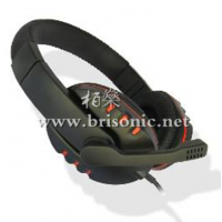 供应厂家供应 时尚新款 xbox360游戏耳机 头戴式双耳 舒适电脑耳机