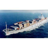 钦州发建材到江苏苏州海运一个20尺柜查询运费