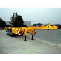 欧瑞达牌WZY9400TJZG集装箱运输半挂车