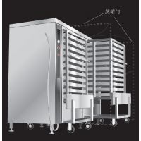 供应山东馒头醒发房 大型馒头蒸房 面食加工设备 厂家直销