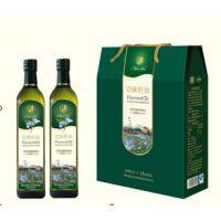 憨山亚麻籽油天然绿色食品