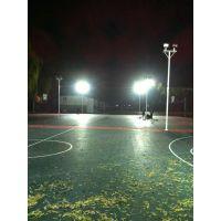 室外篮球场灯杆高度国家标准|室外篮球场灯杆离球场多远