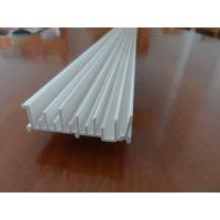 白色PVC异型材 家具五金配件 东莞瑞信可来图来样定制
