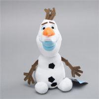 23CM 冰雪奇缘大冒险 雪宝Olaf 热销玩偶 毛绒公仔玩具 厂家直销