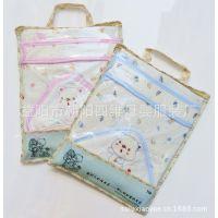 晶菁莲正品 婴儿薄款包被 抱被 纯棉包被 夏凉被