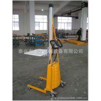 厂家生产 轻型半电动堆高车 可定制手摇式交流电堆高车