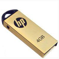 HP/惠普正品u盘批发 4g 8g 16g 32g u盘 v225w 金属迷你u盘批发
