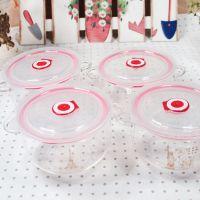 韩国文具 MH13-345游记系列玻璃泡面碗/餐饮用品2024