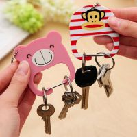 C190 韩国创意卡通造型钥匙环 钥匙扣 钥匙链钥匙圈挂件