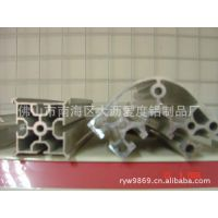 定做 印机设备铝材、机械设备铝材、工业流水线型材、可阳极氧化