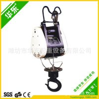 批发|零售 台湾DUKE小金刚 迷你钢索式吊车 微型电动葫芦DU-180A