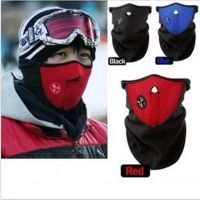 护脸面罩CS头套冬季防风寒保暖电动摩托车头盔骑行口罩 面部防护