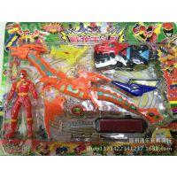 变形金刚玩具 变形玩具机器人模型神龙兽王龙斗队儿童玩具批发