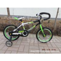 厂家直销新款高档赛车手14寸16寸18寸宝宝童车 儿童自行车
