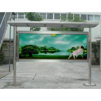 供应高品质不锈钢指示牌-深圳科美广告