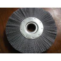 厂家直销建辉5219-8皮革机械抛光刷 研磨毛刷