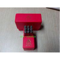 促销正宗台湾YC牌 钢字码正体数字钢印 钢号码 钢字冲 钢字头1-12