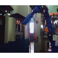 广东力生供应浙江红冲锻造机器人换人解决方案