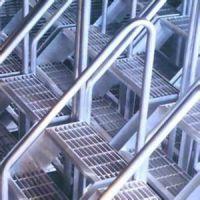 供应苏州楼梯踏步板、苏州钢格板、苏州钢格栅板