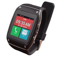 供应2014年新款安卓智能手表手机 厂家直销 诚招分销代理