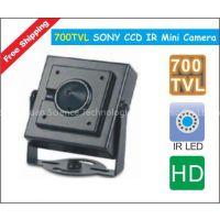 Mini Pinhole Micro Hiden  Cameras/Cameras/700TVL Sony 811+4140 CCD motherboard/Indoor color cameras/3.7mm Pinhole Lens