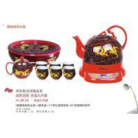 福瑞德陶瓷茶碗、茶壶、茶具套装,西安茶具套装供应,茶具礼品批发