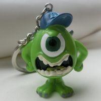Disney迪士尼怪物大学大眼仔公仔单眼仔钥匙扣礼物