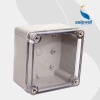 赛普直销塑料防水盒 DS-AT-2828 透明防水盒IP66 防水仪表盒