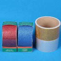 DIY创意金粉闪光胶带 装饰相册金粉胶带 自制贺卡必备材料胶带