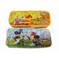 批发 供应 正版迪士尼文具盒 铅笔盒 套装 DM0904 多色可选