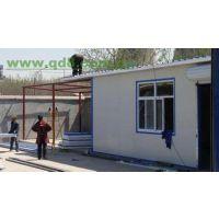 供应北京通州区专业搭建安装岩棉彩钢板房彩钢板隔断墙68606580
