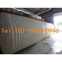 供应柳州化工原料储罐进口料一次成型液体储存容器