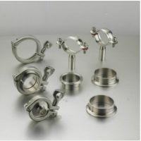 卫生级不锈钢管支架各种规格 欢迎选购