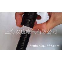 尼龙线束软管 尼龙波纹软管 外径AD15.8线管 规格齐全 黑色波纹管