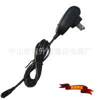 供应手机充电器 充电器生产厂 欧规美规旅行线充 5V迷你USB充