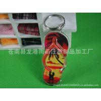 供应  亚克力钥匙扣  苍南钥匙扣  塑料透明钥匙扣注塑厂加工
