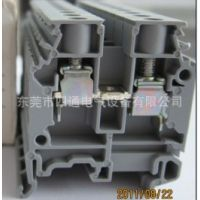 ABB端子原装正品 标准型接线端子MA2.5/5 接线端子螺钉卡箍连接