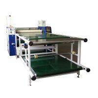 供应供应无版滚筒印花机 热转印烫花机 1.2米加强型热转印印花机 滚筒印花机