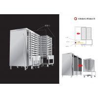 供应北京益友中央厨房设备-醒发蒸制一体机(YY-4型)