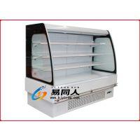 北京风幕柜 超市冷柜 超市保鲜柜 冷藏保鲜柜展示柜 冷藏柜 冷柜