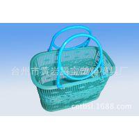 来样来图 设计加工各种塑料篮模具 菜篮模具 购物编织蓝模具